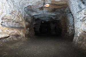 Catacombe Paleocristiane di Porta d'Ossuna In Palermo, Sicily