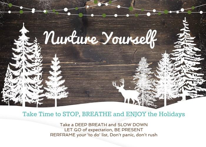 Christmas Nurture
